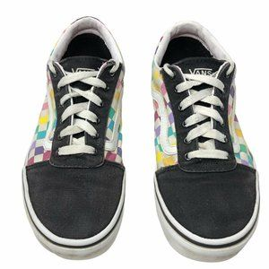 VANS Missy Old Skool Checkered Shoes Multi Color 5
